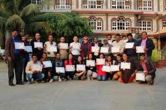 Health Economics and Research Ethics Training in Nepal