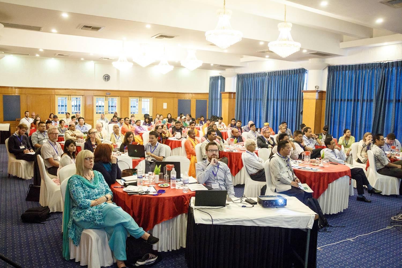 IMPACT TB partners assemble in Kathmandu for annual meeting