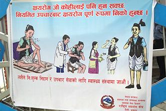 IMPACT TB ले नेपालको राष्ट्रिय क्षयरोग कार्यक्रम स¤ग संचालन गरेको नीति कार्यशाला